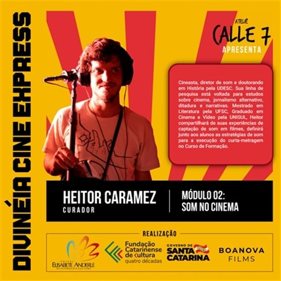 Divinéia Cine Express - Som no Cinema